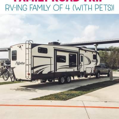 U.S Cross Country Family Road Trip