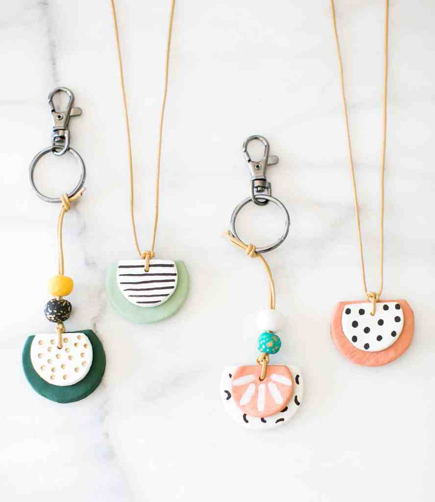 clay diffuser necklaces for essential oils
