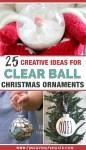 plastic ball ornament decorating ideas