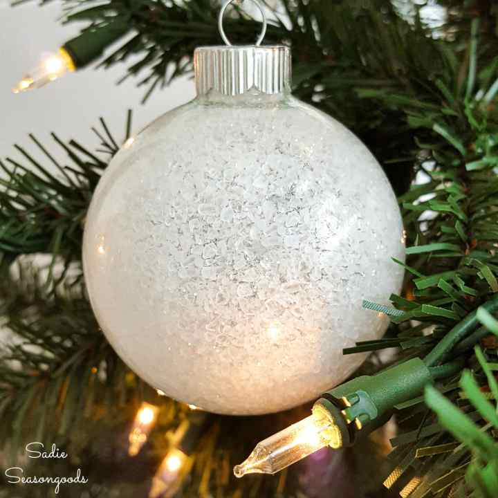 25 Plastic Ball Ornament Decorating Ideas That Are Fun And Easy Fun Loving Families