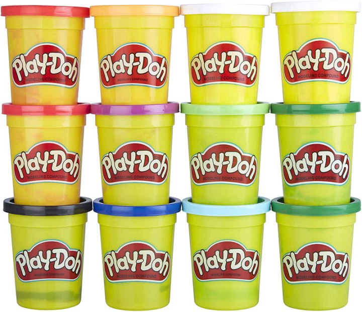 play doh set for kids open ended kids play