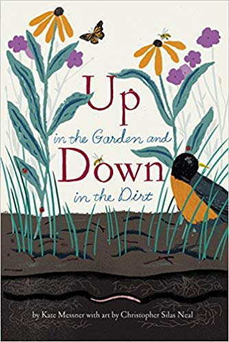 gardening book for kids