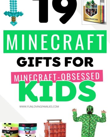 image of minecraft gift ideas for kids