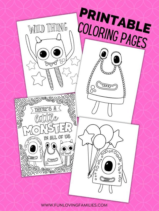 printable didi coloring monster inc hero Didi coloring Page ... | 900x679