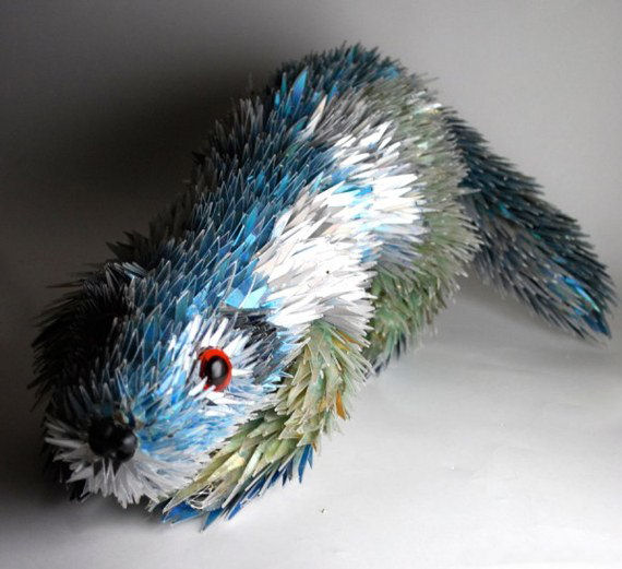 animals-sculpture-from-shattered-cd- (10)