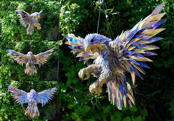 animals-sculpture-from-shattered-cd- (13)