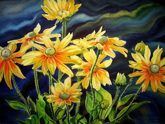 watercolor-flower-paintings-by-marney-ward- (3)