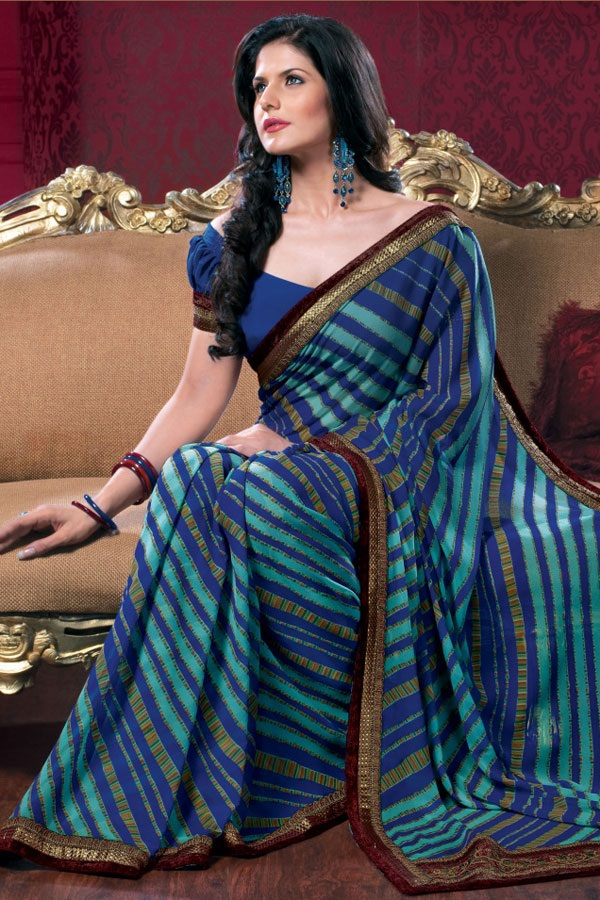 zarine-khan-saree-collection- (7)