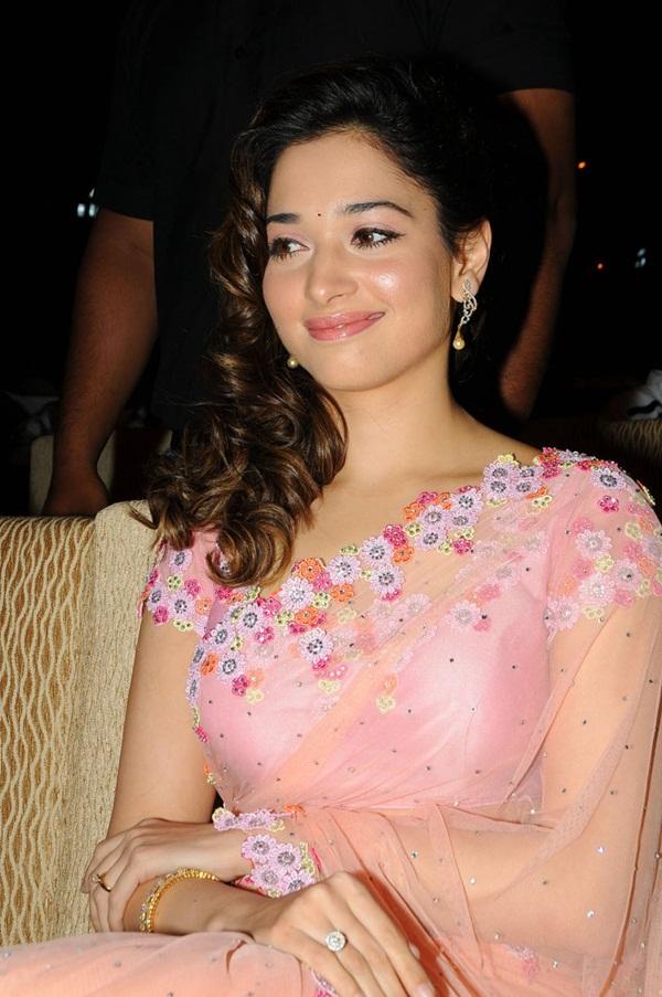 tamanna-in-pink-saree- (6)