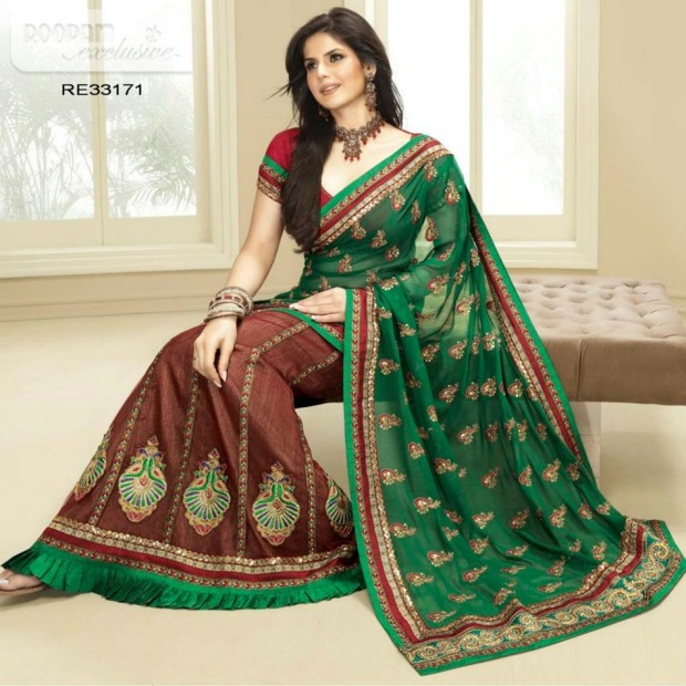 zarine-khan-exclusive-roopam-saree-collection- (15)
