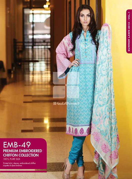 gul-ahmed-embroidered-chiffon-lawn-collection-2014- (25)