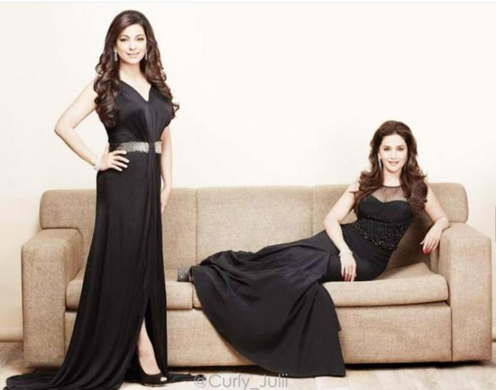 madhuri-dixit-and-juhi-chawla-photoshoot-for-filmfare-magazine-march-2014- (5)