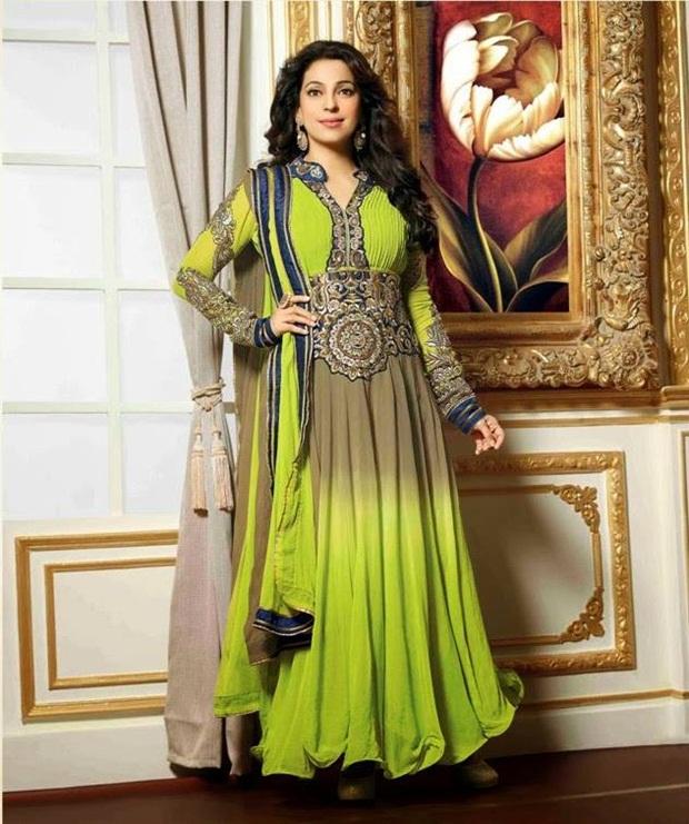 juhi-chawla-indian-party-wear-designer-dresses- (3)