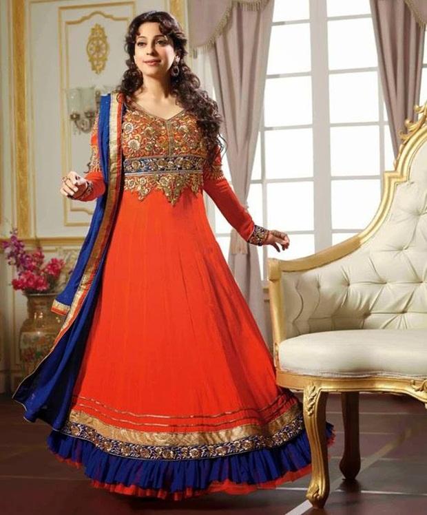 juhi-chawla-indian-party-wear-designer-dresses- (4)