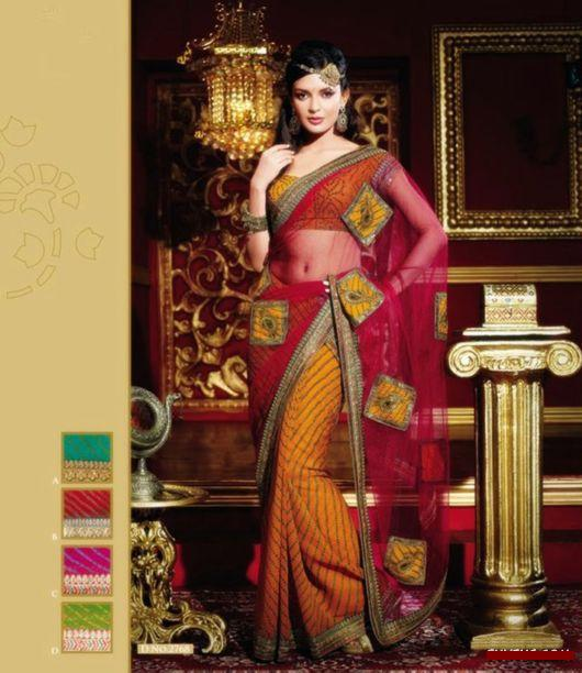 indian-bridal-saree-collection- (2)