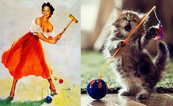 cats-imitate-the-girls- (14)