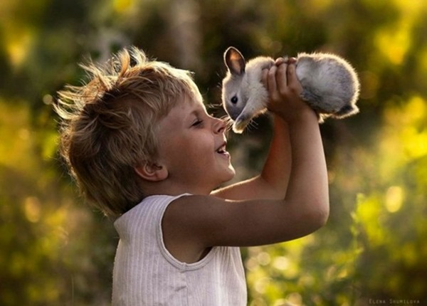 pictures-of-children-and-animals- (8)