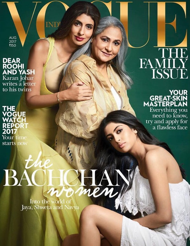 jaya-bachchan-shweta-nanda-navya-naveli-nanda-photoshoot-for-vogue-august-2017- (4)