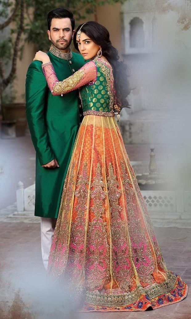 maya-ali-and-junaid-khan-photoshoot-for-nomi-ansar-bridal-wear- (4)