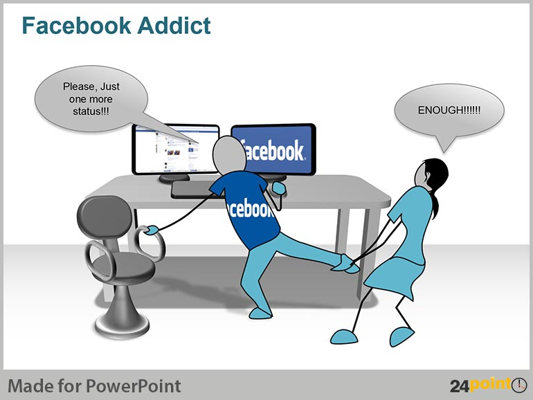 facebook-social-network-marketing-graphics-powerpoint