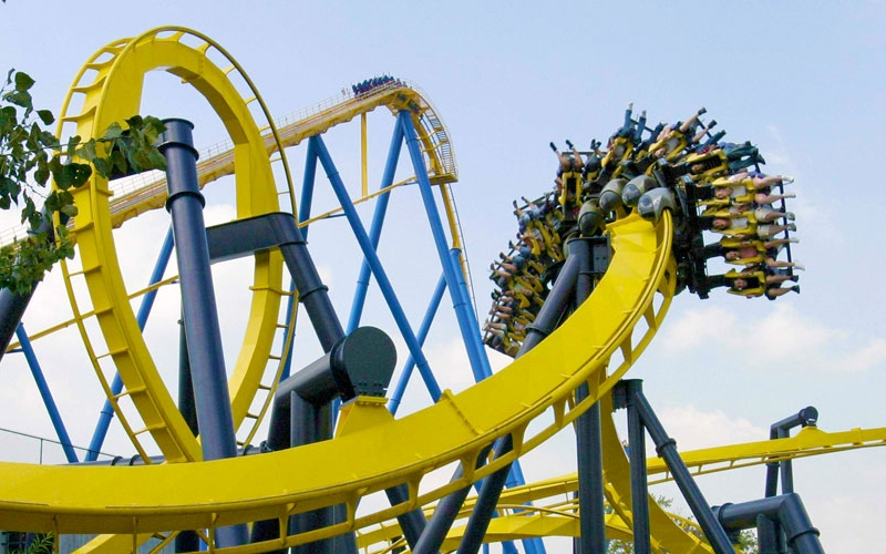 Review Of Six Flags Great Adventure