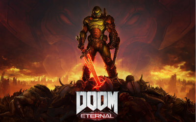 Doom Eternal – 10 Minutes of Intense Gameplay