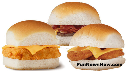 3 for $3 Slider Variety Deal at White Castle
