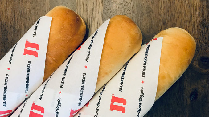 Jimmy John's Is Doing It's Part By Baking And Delivering Fresh Bread