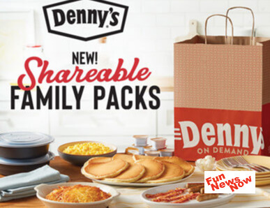 Denny's Is Feeding Everyone with Family Feasts For CHEAP