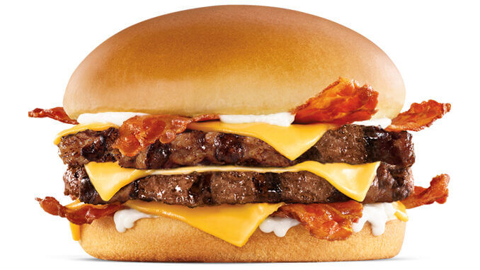 The MONSTER ANGUS THICKBURGER Is Back At Hardee's and Carl's Jr.