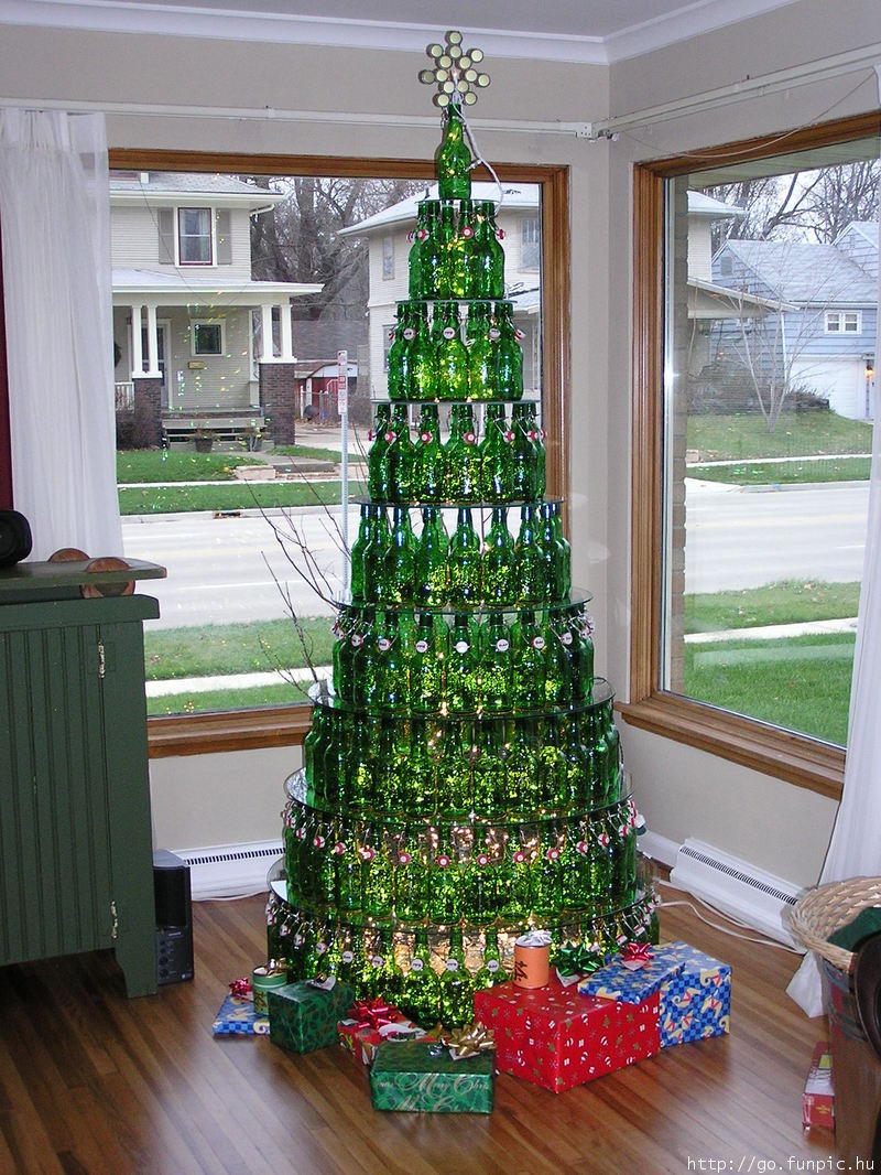 Artificial Wall Christmas Tree