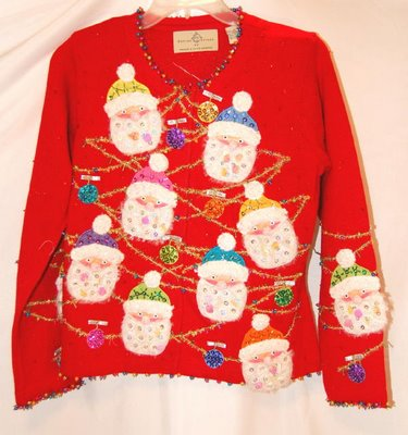 Santa Claus sweater