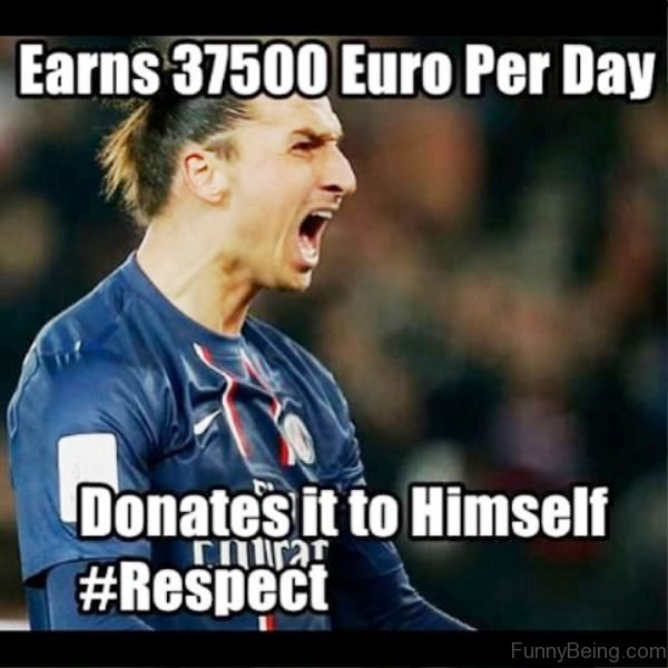 48 Awesome Soccer Memes Earns 37500 Euro Per Day