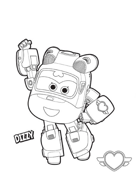 super wings activities for kıds super wings dizzy