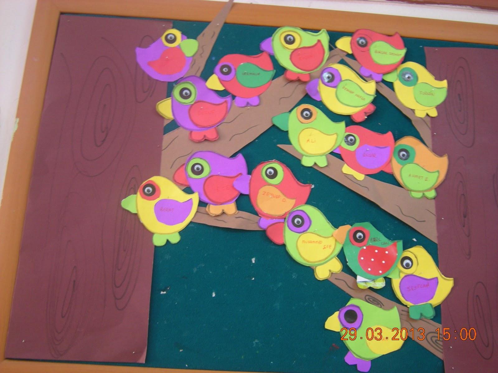 Bird Craft Preschool And Homeschool
