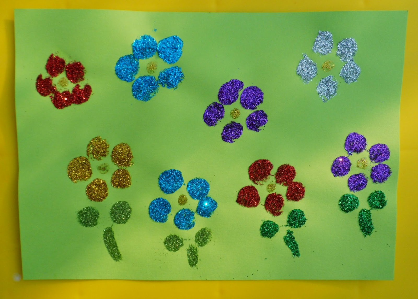 Preschool Flowers Art Activities Ideas 1 Preschool And