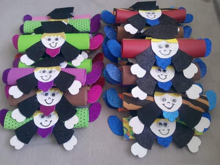 Preschool Graduation Crafts Or Ideas