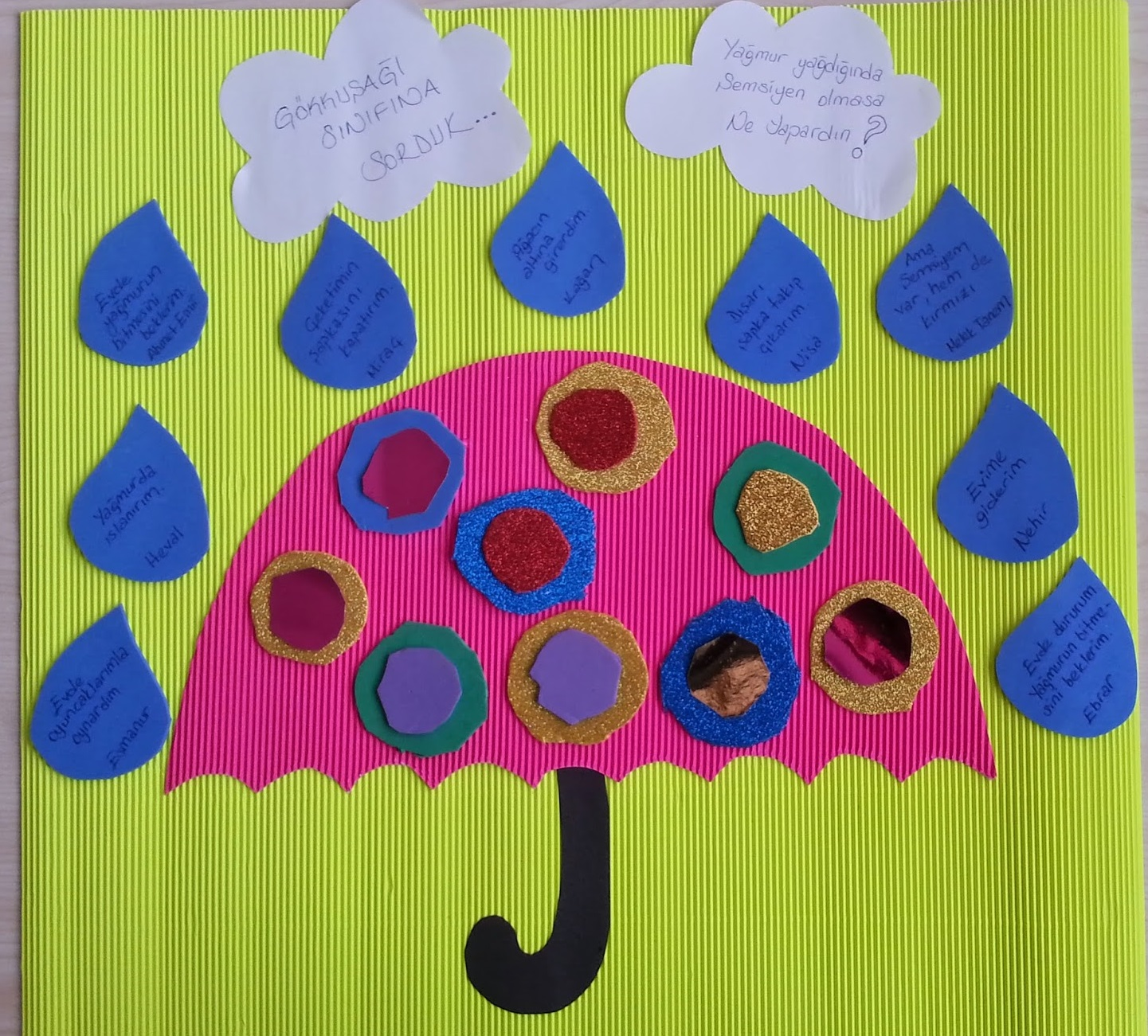 Kids Umbrella Crafts Fun 3 Preschool And Homeschool