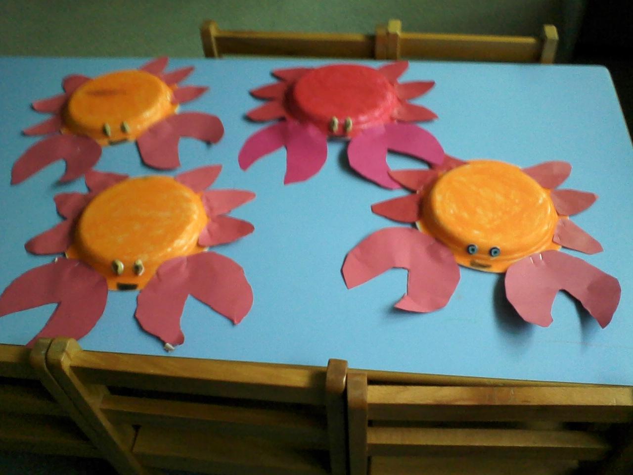 Paper Plate Crab Craft Preschool And Homeschool