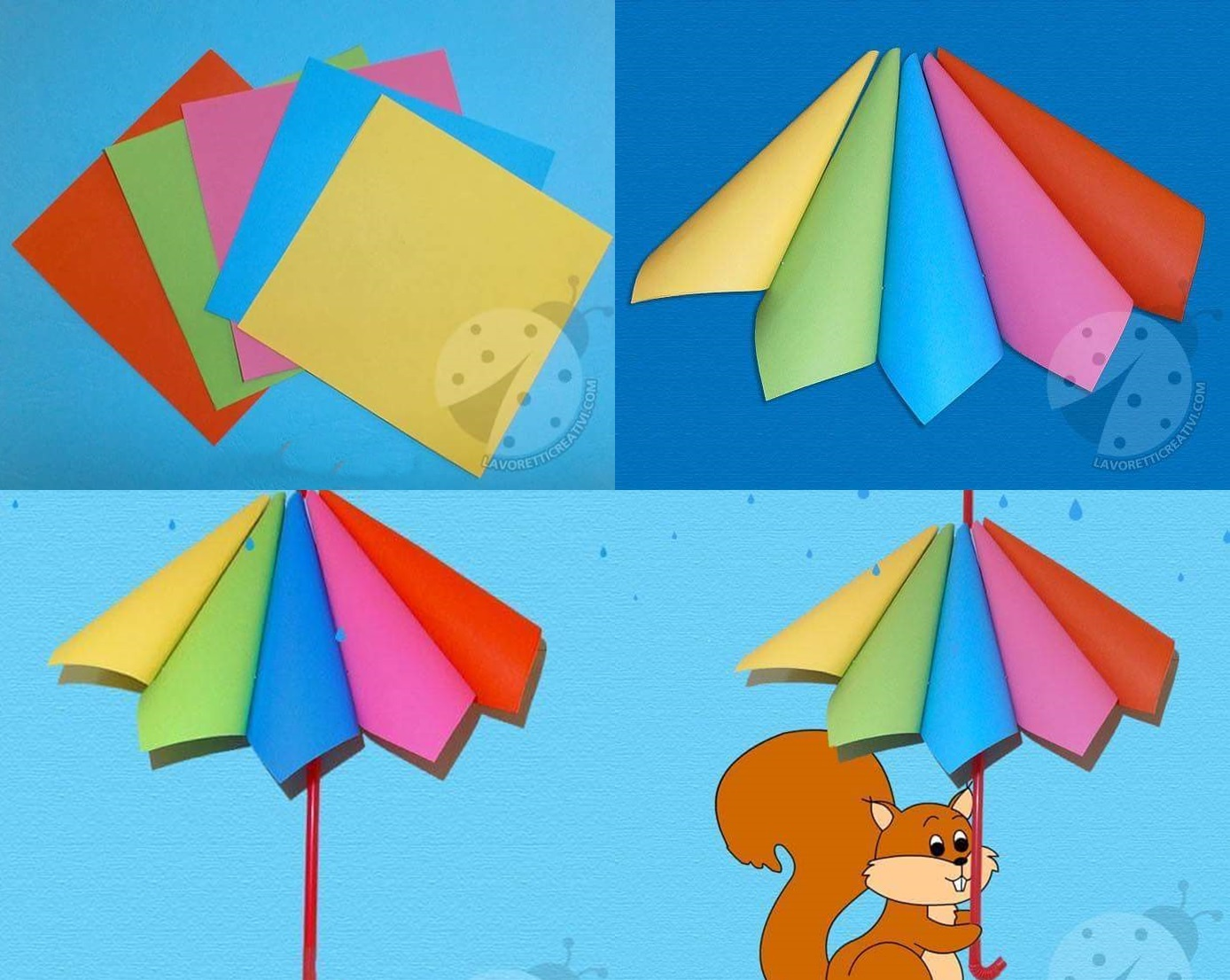 Umbrella Autumn Crafts For Kids 1 Preschool And Homeschool