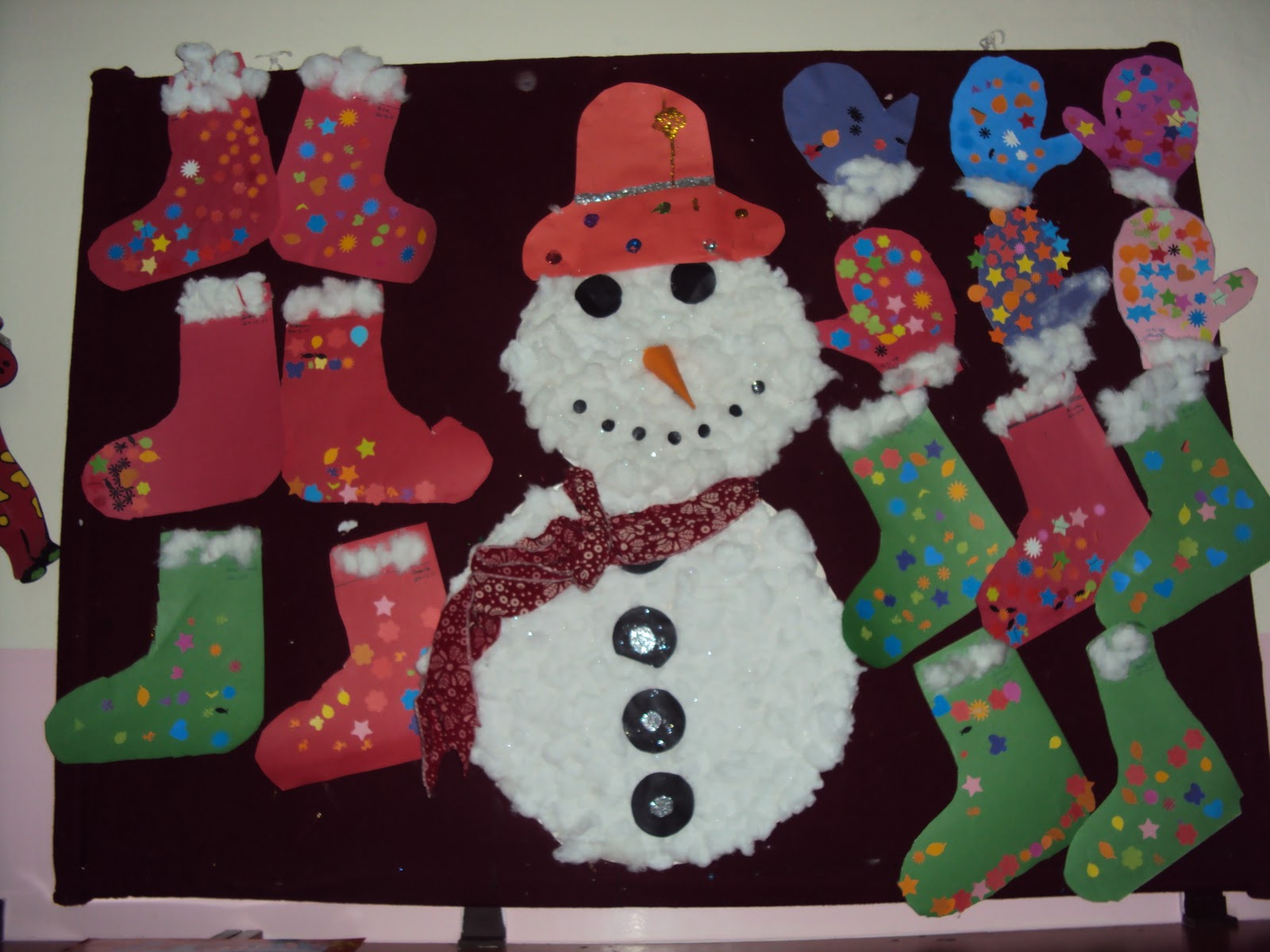 Preschool Winter Crafts Clothes Crafts 2 Preschool And
