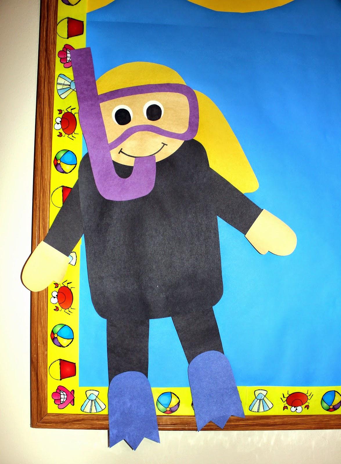 Scuba Diver Craft Ideas 11 Preschool And Homeschool