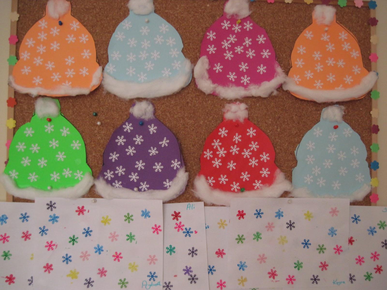 Winter Mitten Craft For Preschoolers Winter Mittens Paper