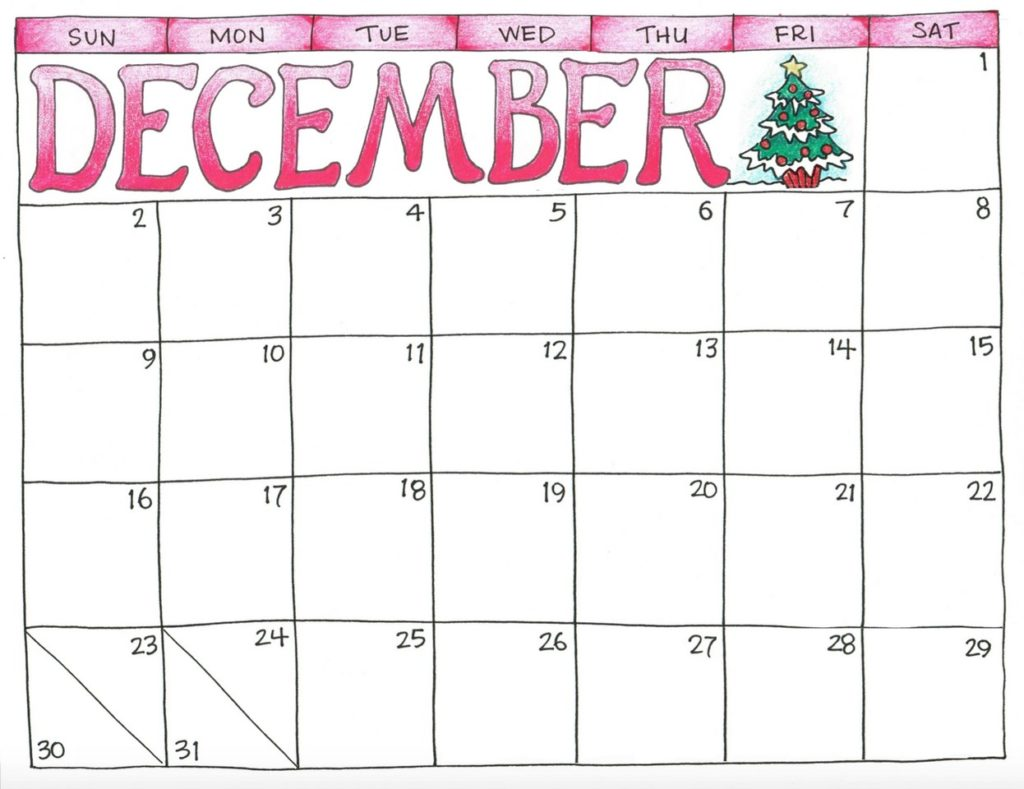 I M Designing My Calendar Printables