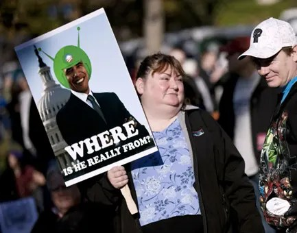 Where is Obama really from?