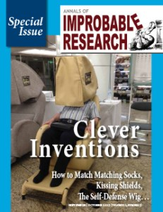 A brilliant magazine!