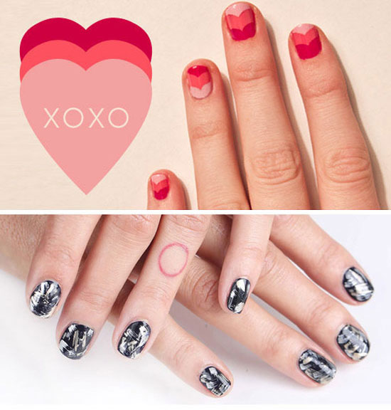 15 easy nail art ideas you can actually do in 5 minutes!