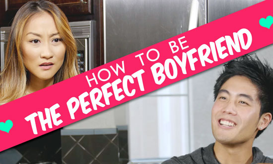 Being the perfect boyfriend can be a bit of a challenge, but here's how it's done!