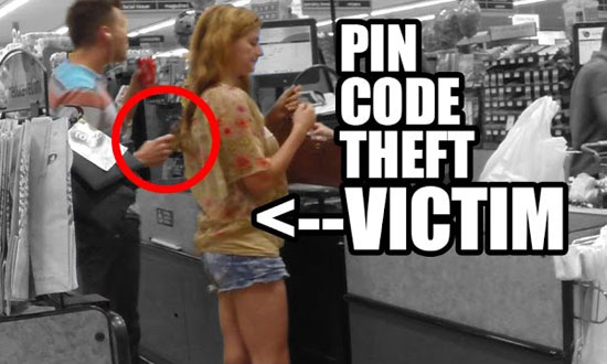 Shocking New Scam and How to Protect Your ATM Pin Code From Being Stolen