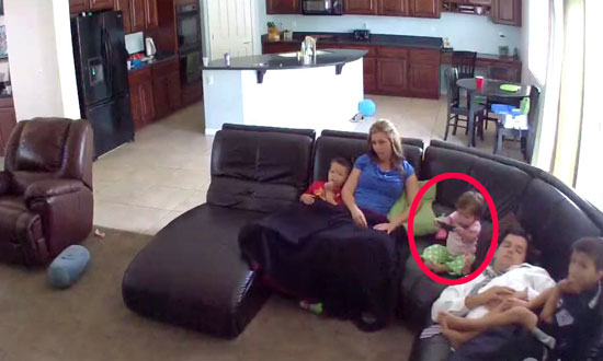 This video will prove why they say dad is the first real life superhero for a kid